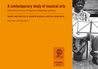 A Contemporary Study of Musical Arts Informed by African Indigenous Knowledge Systems Volume 5 Book 1