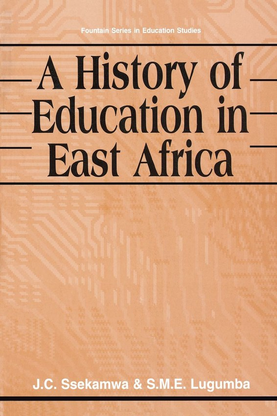 A History of Education in East Africa