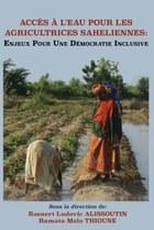 Accès À L'eau Pour Les Agricultrices Saheliennes