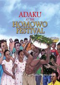 Adaku at the Homowo Festival