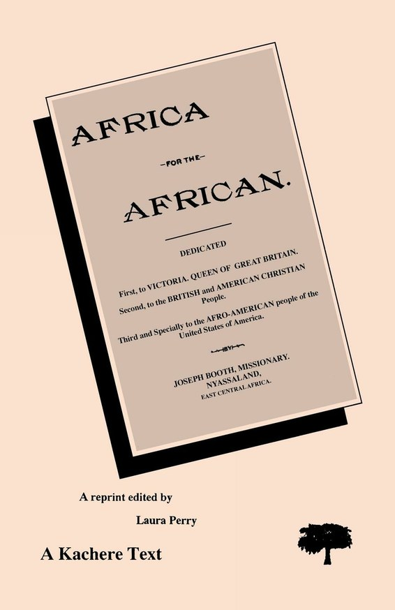 Africa for the African