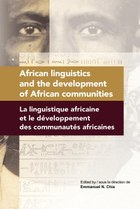 African Linguistics and the Development of African Communities