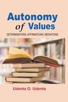 Autonomy of Values