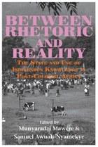 Between Rhetoric and Reality