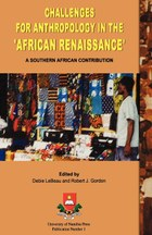 Challenges for Anthropology in the 'African Renaissance'