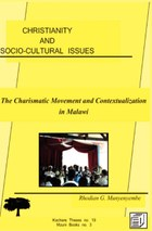Christianity and Socio-cultural Issues