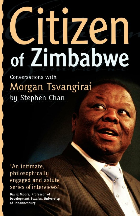 Citizen of Zimbabwe
