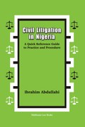 Civil Litigation in Nigeria