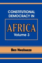 Constitutional Democracy in Africa. Vol. 3