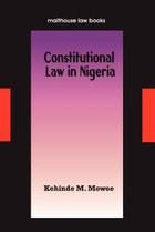 Constitutional Law in Nigeria