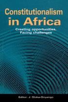 Constitutionalism in Africa