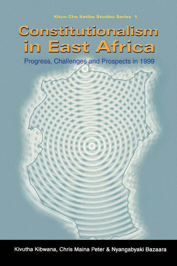Constitutionalism in East Africa