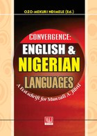 Convergence: English and Nigerian Languages