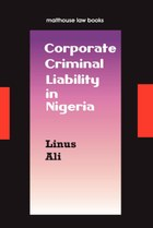 Corporate Criminal Liability in Nigeria