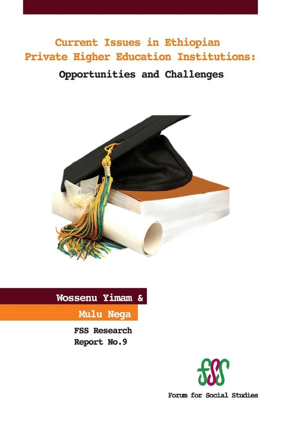 Current Issues in Ethiopian Private Higher Education Institutions