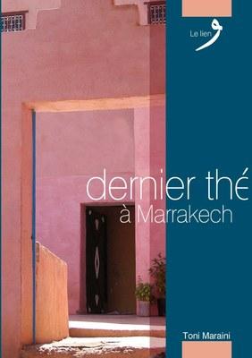 Dernier the a Marrakech