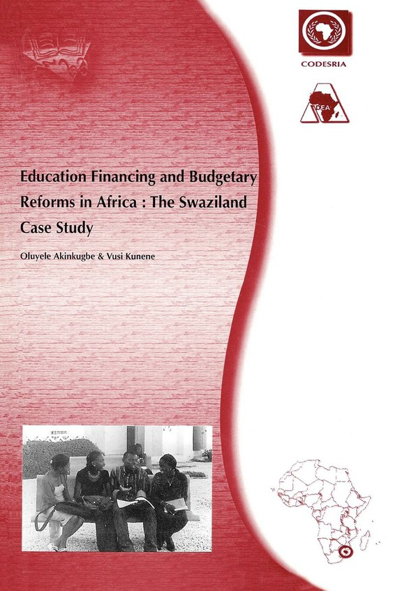 Education Financing and Budgetary Reforms in Africa