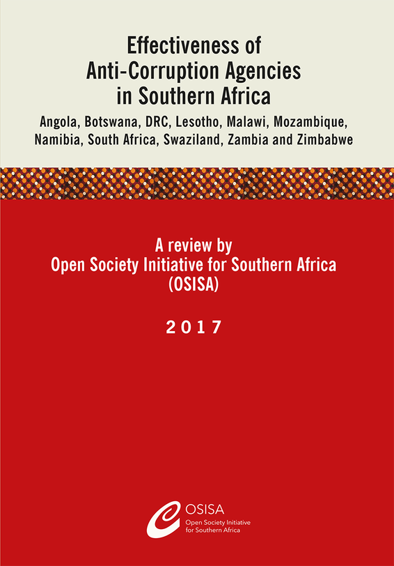 Effectiveness of Anti-Corruption Agencies in Southern Africa