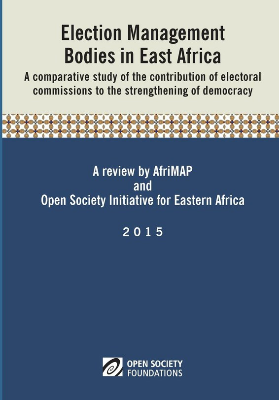 Election Management Bodies in East Africa