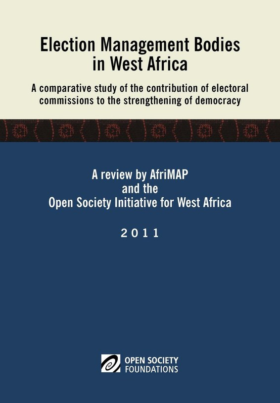 Election Management Bodies in West Africa