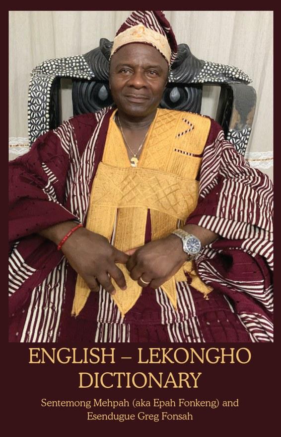 English - Lekongho Dictionary