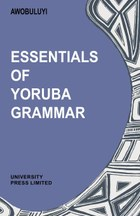 Essentials of Yoruba Grammar