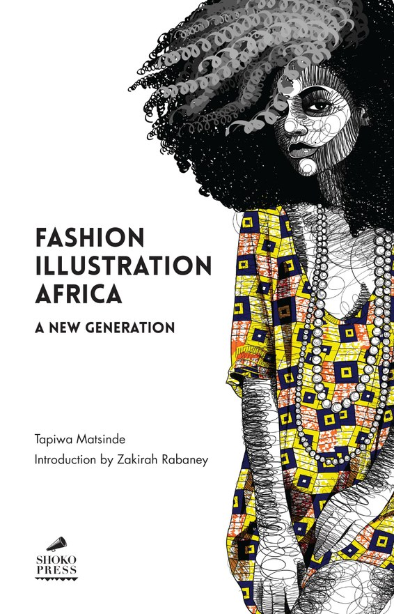Fashion Illustration Africa