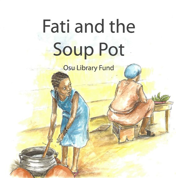 Fati and the Soup Pot