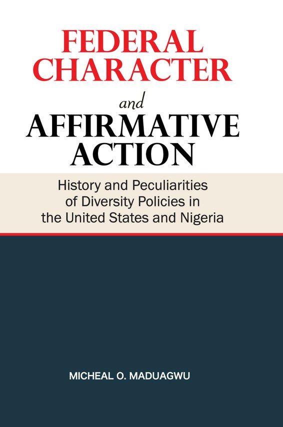 Federal Character and Affirmative Action
