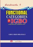 Functional Categories in Igbo