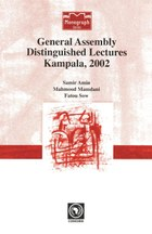 General Assembly Distinguished Lectures. Kampala, 2002