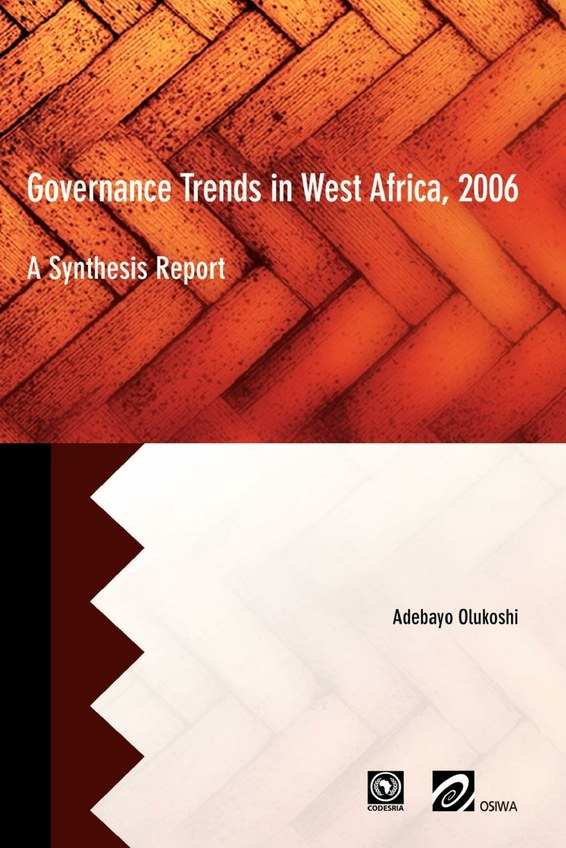 Governance Trends in West Africa 2006
