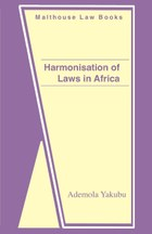 Harmonisation of Laws in Africa