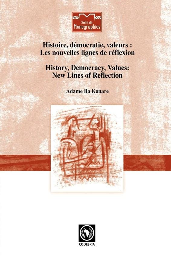 History, Democracy, Values: New Lines of Reflection