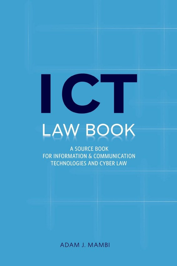 ICT Law Book
