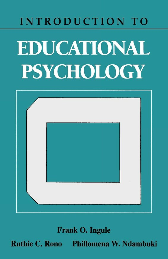 Educational Psychology Book