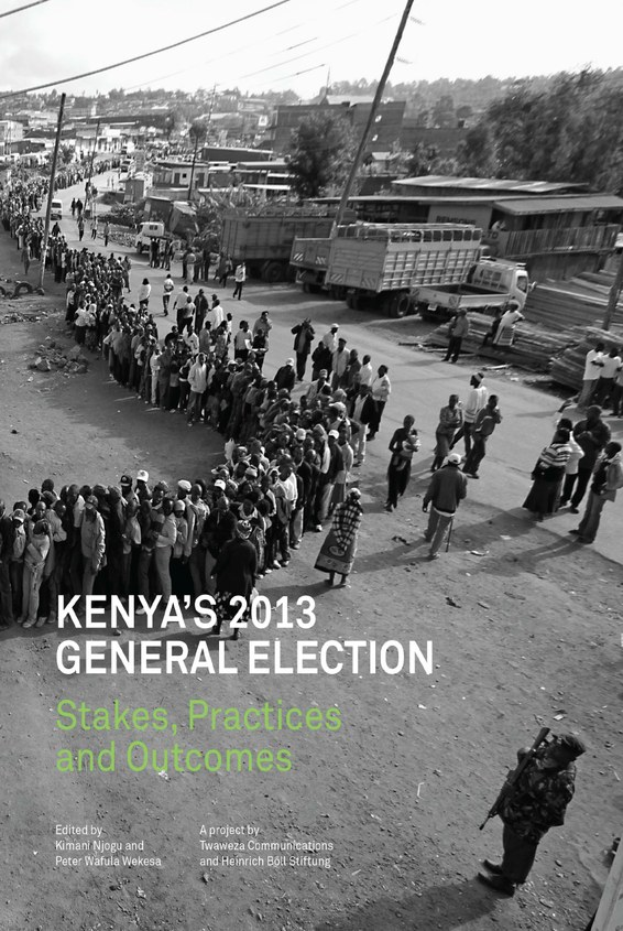 Kenya's 2013 General Election