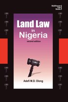 Land Law in Nigeria