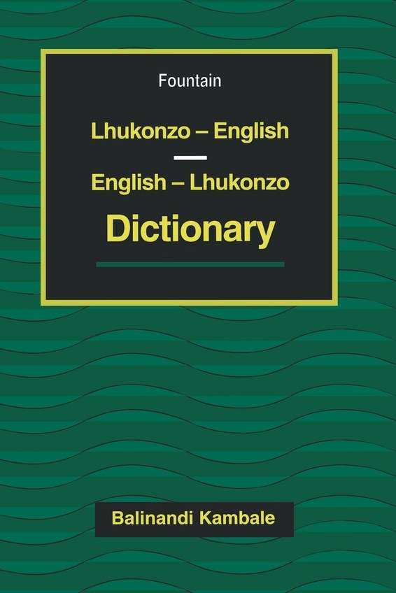Lhukonzo-English/English-Lhukonzo Dictionary