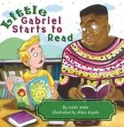 Little Gabriel Starts to Read