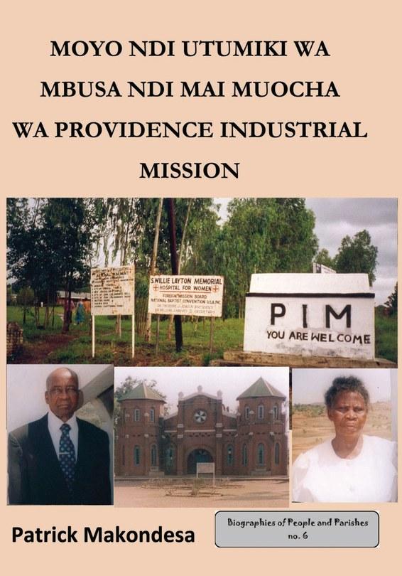 Moyo ndi Utumiki wa Mbusa ndi Mayi Muocha a Mpingo wa Providence Industrial Mission