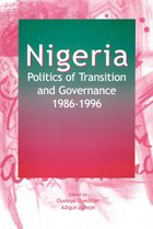 Nigeria: Politics of Transition and Governance 1986-1996