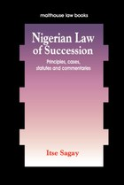 Nigerian Law of Succession