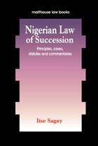 Nigerian Law of Succession