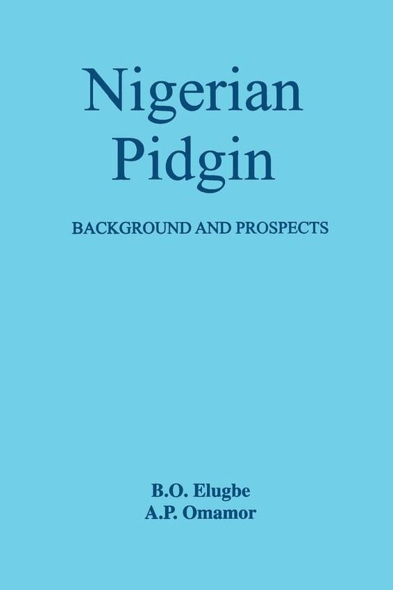 Nigerian Pidgin