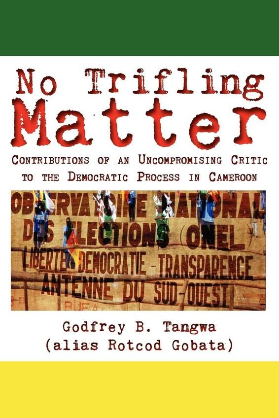 No Trifling Matter