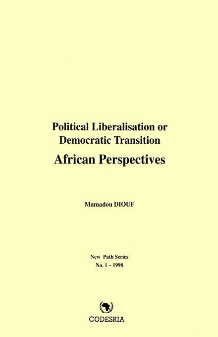 Political Liberalisation or Democratic Transition