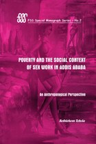 Poverty and the Social Context of Sex Work in Addis Ababa