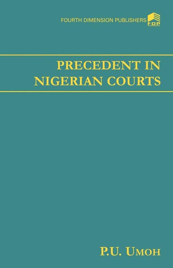Precedence in Nigerian Courts