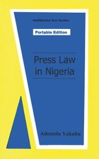Press Law in Nigeria